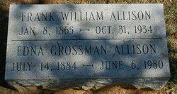 Edna Virginia <i>Grossman</i> Allison