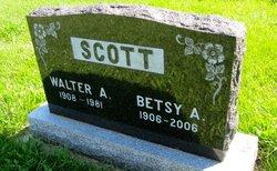 Walter A Scott