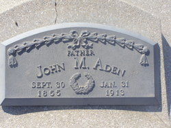 John M Aden