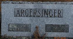 Lillian <i>Luke</i> Argersinger