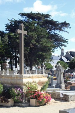 Batz-sur-mer Old Cemetery