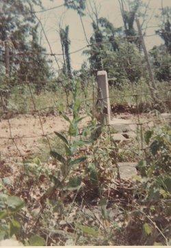 Barron Family Burial Ground