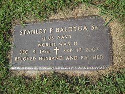 Stanley P. Baldyga, Sr