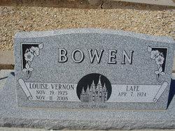 Louise <i>Vernon</i> Bowen