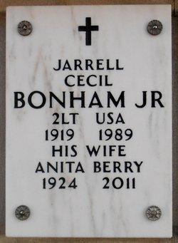 Lieutenant Jarrell Cecil Bonham, Jr