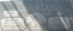 Arthur C Childers