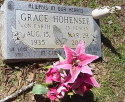 Grace Smith Hohensee