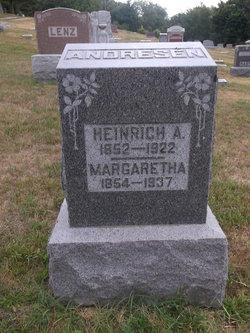Margaretha <i>Schnack</i> Andresen