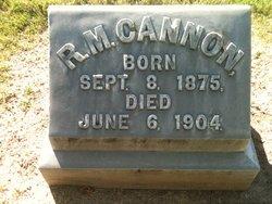 Richard M. Cannon
