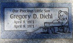 Gregory D Diehl
