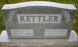 Elizabeth Emma Betty <i>Weinberg</i> Kettler