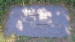 Waldo J Bither, Sr