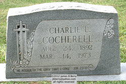 Corp Charles Lafayette Charlie Cocherell
