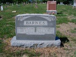 Isabella <i>Powell</i> Barnes