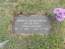 John G Nordstrom