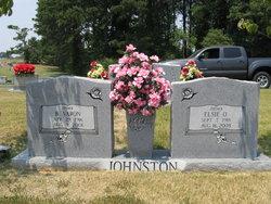 B Varon Johnston