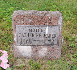 Catherine <i>McGrath</i> Baker