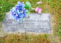 Richard Lavern Baker