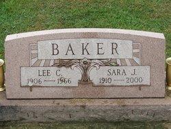 Sara J. <i>Shields</i> Baker