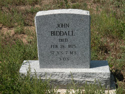 John Biddall