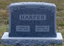 Cora Bell <i>Hatch</i> Harper