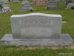 Ralph Marvin Abercrombie