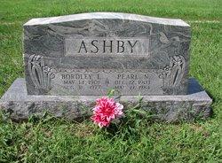 Pearl <i>Nance</i> Ashby