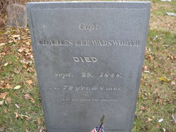 Capt Charles Lee Wadsworth