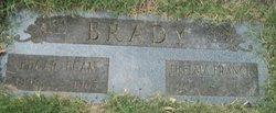 Thelma Frances Brady