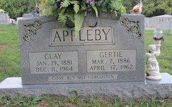 Gertie <i>Gibson</i> Appleby