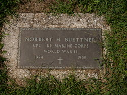 Norbert Henry Buettner