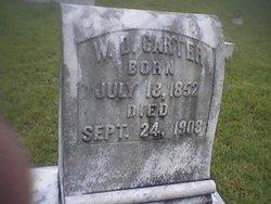 Dr W D Carter