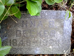 Anna Bell <i>Wallace</i> Decker