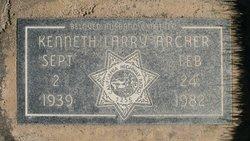 Kenneth Larry Archer