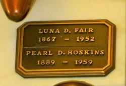 Luna Bell <i>Sloan</i> Fair