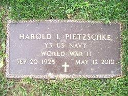 Harold Louis Pietzschke