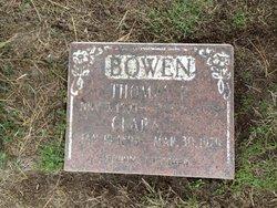 Clara Leona <i>Holloway</i> Bowen