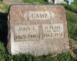 John Edward Camp