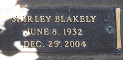 Shirley <i>Blakeley</i> Curle