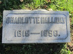 Charlotte <i>Stanbery</i> Halliday