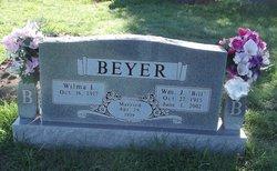 Wilma Irene <i>Gardner</i> Beyer