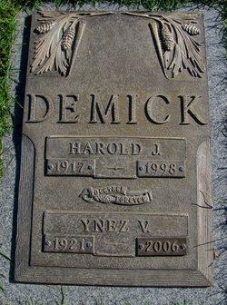 Ynez Viola <i>Jones</i> Demick
