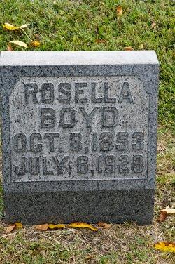 Rosella <i>Foltz</i> Boyd