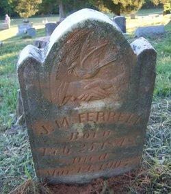 James Morris Bud Ferrell