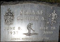 Gunther A Schaaf
