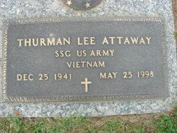 Thurman Lee Attaway