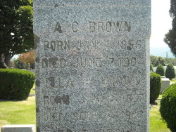 Allen Crockett Brown