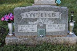 Delmer Eugene Addlesburger