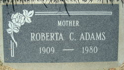 Roberta C. Adams