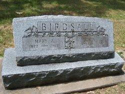 Mary A. <i>Frank</i> Birdsall